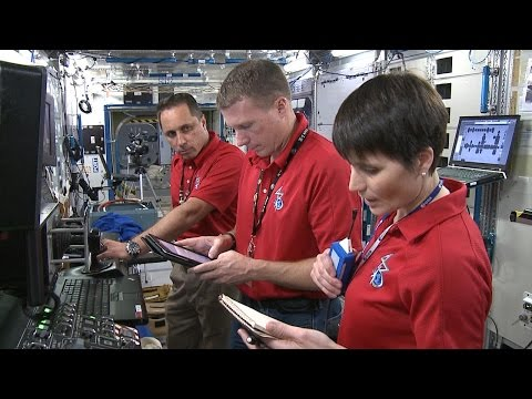 New Crew, New Plans for the International Space Station