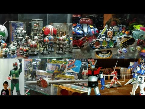 Battle Of The Toys (BOTT 2018) – Kamen Rider Black 30th Anniversary