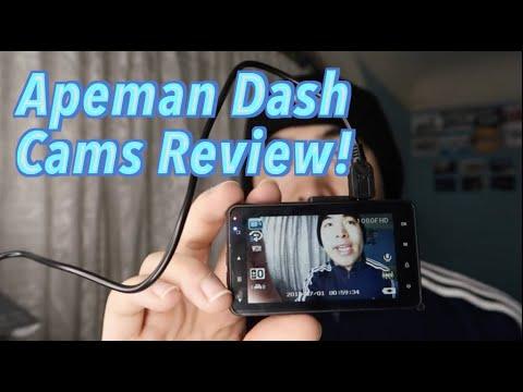 Is Apeman 1080P Dash Cam Worth It?