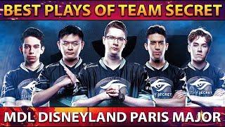 Team Secret, Champions of MDL Disneyland Paris Major - Best Plays, Best Moments - Dota 2