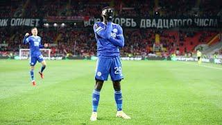Patson Daka vs Spartak Moscow (A) | 4 goals | (20/10/21)