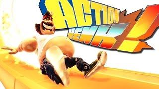 GOTTA GO FAST!! | Action Henk