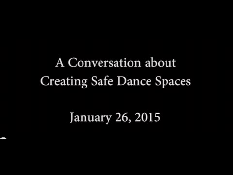 A Conversation on Creating Safe Swing Dance Spaces