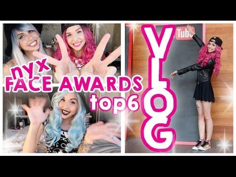 NYX FACE AWARDS TOP 6 VLOG | Travel Vlog #5: Los Angeles, CA