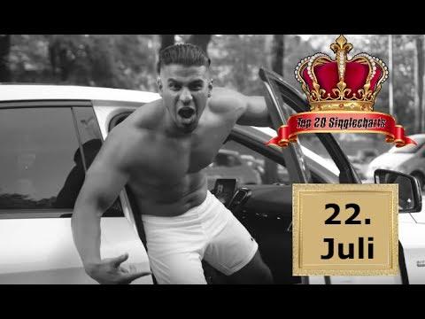 TOP 20 Deutschrap Single Charts | 22. Juli