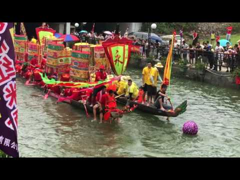 Sights and Sounds of the Dragon Boat Festival in Shunde, Foshan