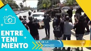 La boda de Chiquis y Lorenzo: ¿Le faltaron el respeto a la prensa? | Un Nuevo Día | Telemundo