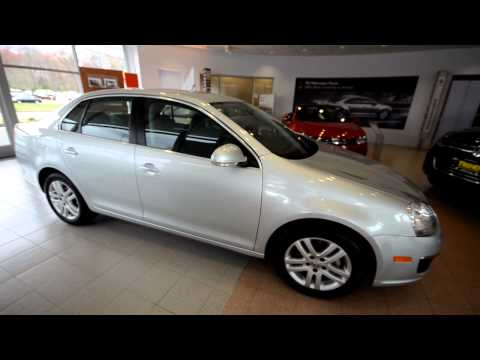 2009 Volkswagen Jetta TDI AUTO CPO (stk# 29350A ) for sale at Trend Motors VW in Rockaway, NJ