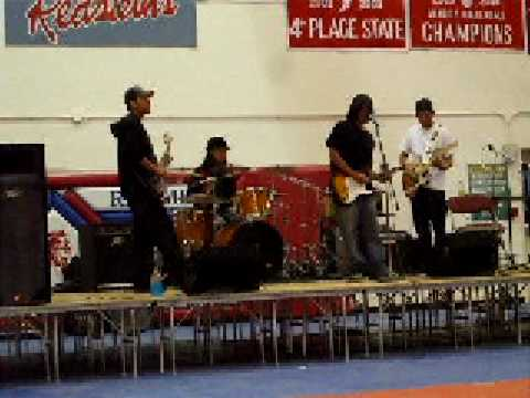 Red Mesa High School Music Fest.
