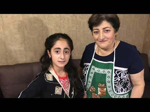 Королева армянской кухни-гата.