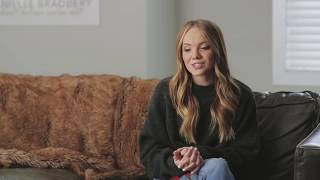 Interview with Danielle Bradbery for NashvilleGab