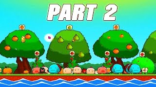 Plantera Walkthrough: Part 2 - Growing Our Farm! - PC Playthrough Gameplay - GPV247