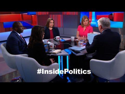 Inside Politics: Dems' Gorsuch dilemma