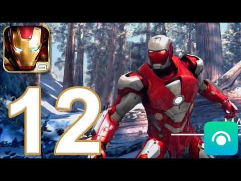 Iron Man 3: The Official Game - Gameplay Walkthrough Part 12 - Final Boss: M.O.D.O.K. v. 3.0!
