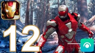 Iron Man 3: The Official Game - Gameplay Walkthrough Part 12 - Final Boss: M.O.D.O.K. v. 3.0!