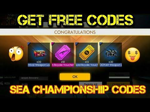 Latest Rewards Redemption Working Codes 2020 In Free Fire ...