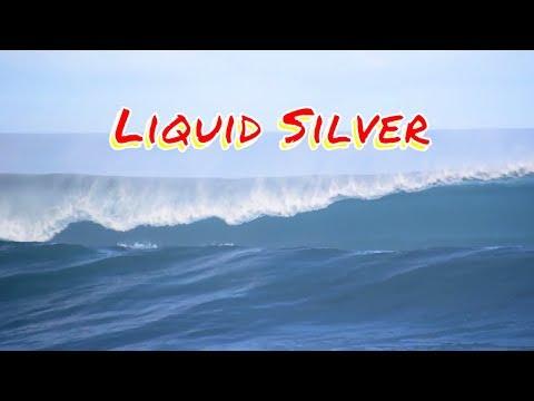 Liquid Silver   Surfing short film - HAWAII