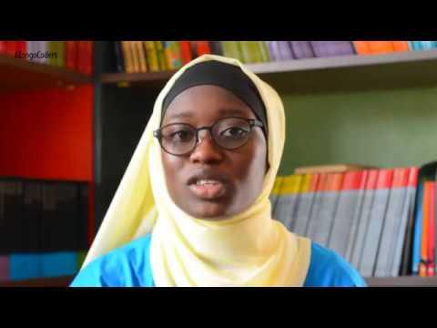 Faiza Adam - Zongo Coders Program