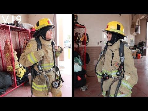 Arizona State Fire School: Vlog 19