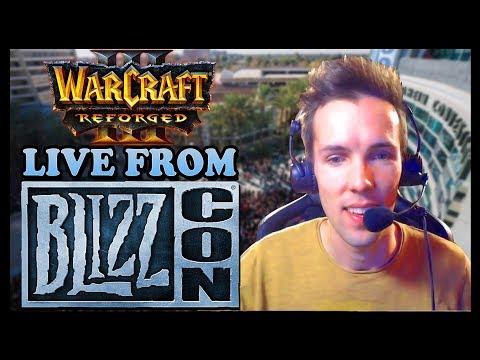 Warcraft III: Reforged devs talk UI improvements