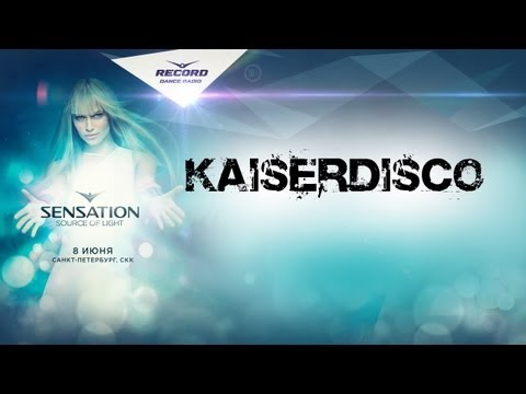 Kaiserdisco @ Sensation Source of Light 2013