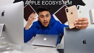 WHY DO ALL CELEBRITIES HAVE IPHONES? Apple EcoSystem Explained!