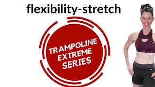 15 MINUTE WORKOUT  REBOUNDER WORKOUT  FLEXIBILITY & STRETCH WORKOUT   MINI TRAMPOLINE ROUTINE   AFT