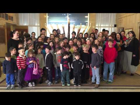 Happy Chanukah from the Ahavath Achim Synagogue School of Judaism