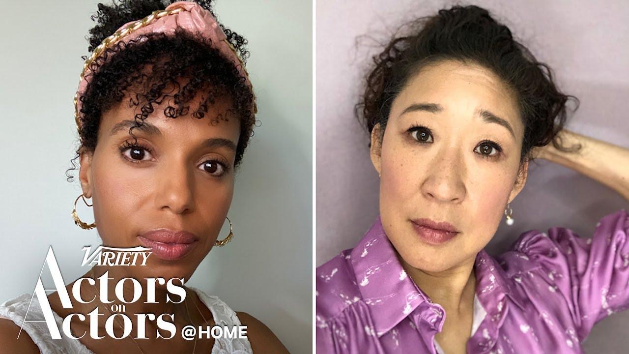 Sandra Oh & Kerry Washington - Actors on Actors - Full Conversation