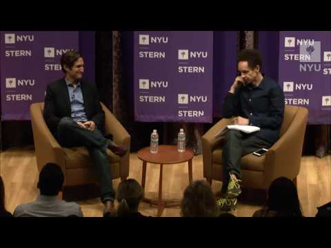 "Prof. Adam Alter Discusses New Book, ""Irresistible"", with Malcolm Gladwell"