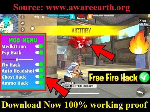 Free Fire Hack Full BRUTAL [inbuilt v1.62.2 – Unlimited Diamonds, Auto Headshots, SAFE MAIN ID