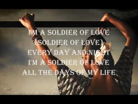 SadeSoldier Of Love W Lyrics