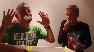 Chubby Bunny Challenge Med Bubber!