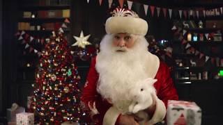 Дедушка Мороз лично поздравил меня / Именное поздравление от Деда Мороза для Алины