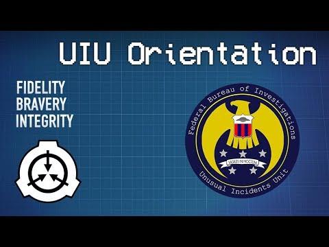 UIU Orientation [SCP Tale] (feat. Dark Voices)