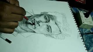 Shawn mendes sketch tutorial