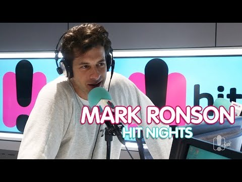 Mark Ronson Spills All About Working With Miley Cyrus