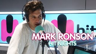 Mark Ronson Spills All About Working with Miley Cyrus Video