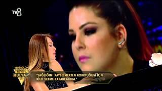 Hülya Avşar - Kilolarını Nasıl Verdiğini Açıkladı (1.Sezon 12.Bölüm)