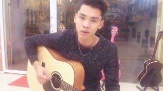 [Guitar] Hồ Giang Đông -Trả Nợ Tình Xa cover