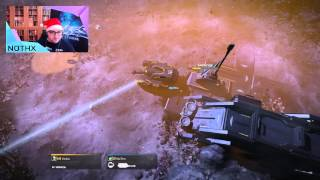 NoThx & Voksi playing Helldivers #1
