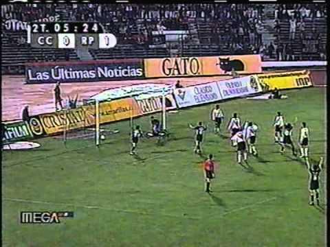 2002 (October 9) Colo Colo (Chile) 2-River Plate (Argentina) 1 (Friendly)