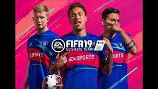 LIVE FIFA19||SQUAD BATTLES(ELITE1)||PS4