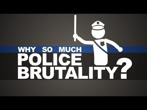 Police Brutality Motiongraphic