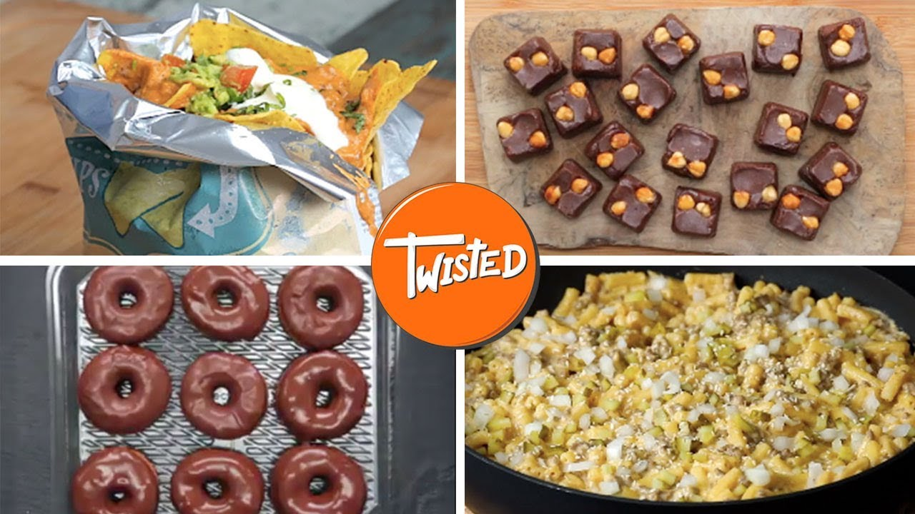 7 Late Night Snack Ideas | Twisted