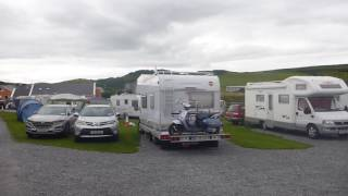 39 - California on Tour - Camping Doolin, Ailwee Cave und Cliffs of Moher