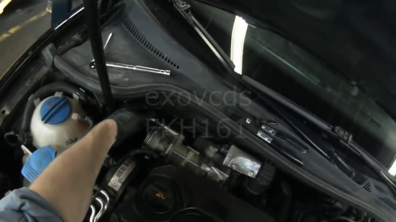 VW A5: BRM P2015 Intake Manifold Flap Position Sensor (Bank 1) Implausible Signal  YouTube
