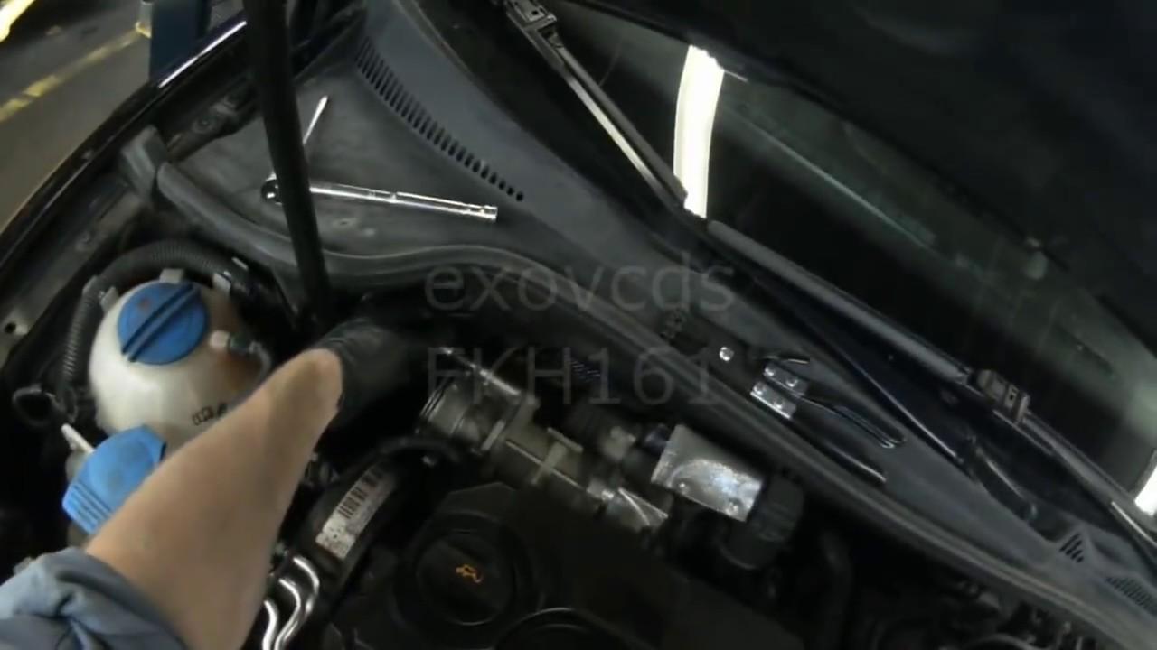 VW A5: BRM P2015 Intake Manifold Flap Position Sensor (Bank 1) Implausible Signal  YouTube