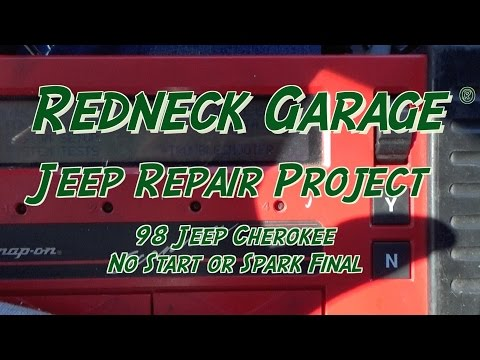 Jeep Cherokee / Wrangler – No Start No Spark Repair Final
