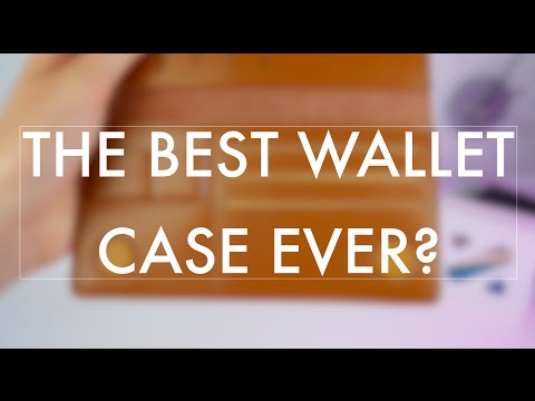 ZVE Wallet Case/Phone Pouch - iPhone 6/6s - Review!
